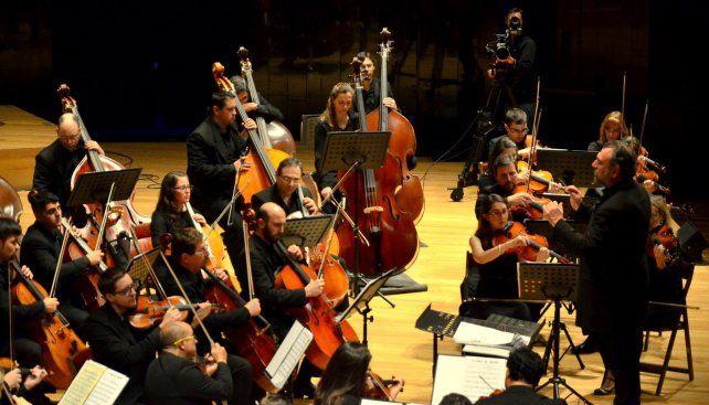 La Orquesta Sinfónica se presentará en la Parroquia San Miguel