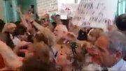 Tensión por la Reforma Previsional: jubilados ingresaron al Congreso
