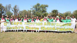 Una foto del encuentro que se jugó en Gualeguaychú. Foto Internet.