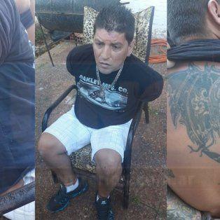 Detuvieron en Paraguay a asaltante entrerriano evadido en 2016