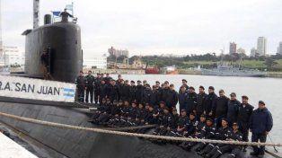 ARA San Juan: la Armada dice que no hay nuevos contactos para inspeccionar