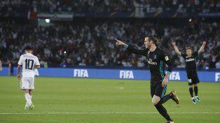 Real Madrid ganó con lo justo y jugará la final ante Gremio