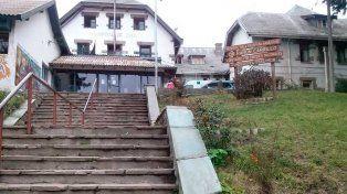 La víctima se encontraba internada en el hospital Dr. Carrillo de la ciudad de BarilocheFoto:Bariloche 2000