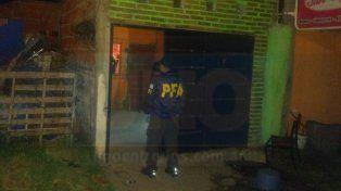 Banda de drogas. La Justicia Federal ordenó los allanamientos en varias casas del Lomas.