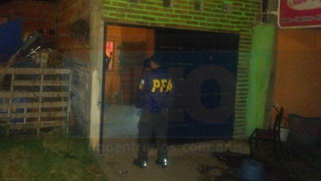 Banda de drogas. La Justicia Federal ordenó los allanamientos en viviendas del Lomas.