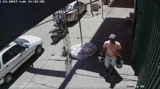 Cayó Mondongo por haberse llevado dos baldes de aceitunas sin pagar