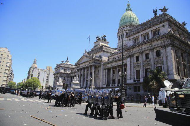 Reforma previsional: se levantó la sesión en Diputados