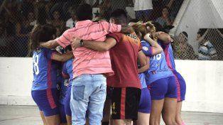 Las primeras del Sur en subir a la élite del futsal