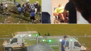 Descendieron a Juventud Unida de Pergamino por el brutal ataque contra los árbitros