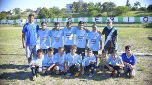 Los chicos de Don Bosco categoría 2006 FotoUNOMateo Oviedo
