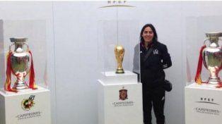 Una mujer dirigirá a un tradicional equipo de Chile