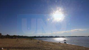 Postal. La extensión de la playa, el barrio costero y el paisaje hacen del Thompson un lugar privilegiado.