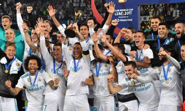 Así quedó la tabla de títulos internacionales tras una nueva conquista del Real Madrid