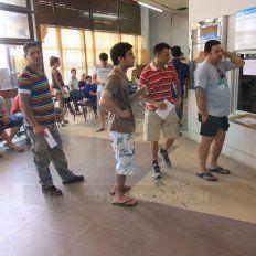 El viernes allanaron las oficinas de Tránsito en busca de tres legajos útiles para la causa.