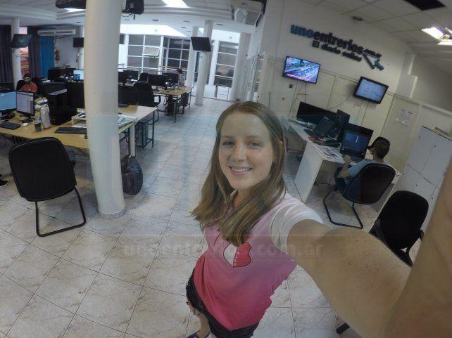 La Selfie: Bárbara Ruiz