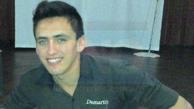 La víctima. Norberto tenía 29 años y era muy apreciado en la zona de San Benito y Colonia Avellaneda. Foto: Redes Sociales