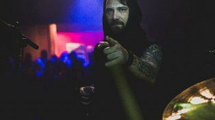El cantante. La víctima del grupo era oriundo de Paraná. Foto: Facebook