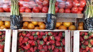 DEL CAMPO A LA GÓNDOLA. La frutilla fue uno de los artículos con menor diferencia de precio.