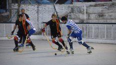 todo listo para la final anual senior de hockey sobre patines