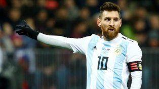 ¿Qué tiene Messi?