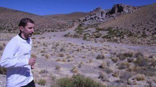 Con 40 años corrió desde la Quiaca a Ushuaia para transmitir un mensaje