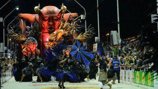 un clásico. Cada verano miles de turistas de todo el país llegan a la provincia para presenciar un espectáculo imponente.