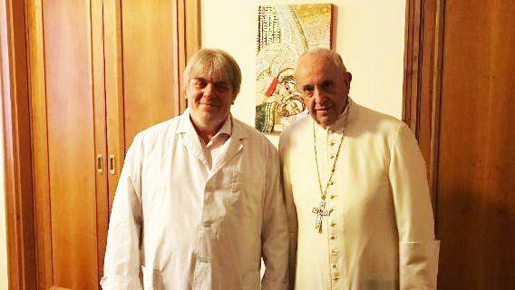 Al Papa le duelen los jubilados