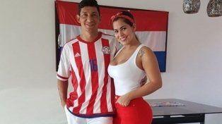 Dejó Barranquilla porque Teo Gutiérrez intentó seducir a su mujer