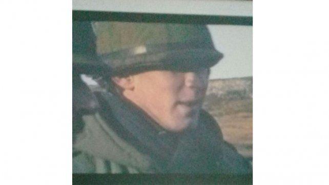 Emotivo. Le entregaron a la familia pertenencias del soldado.