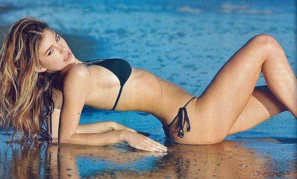 Esta es la novia argentina de Leo DiCaprio