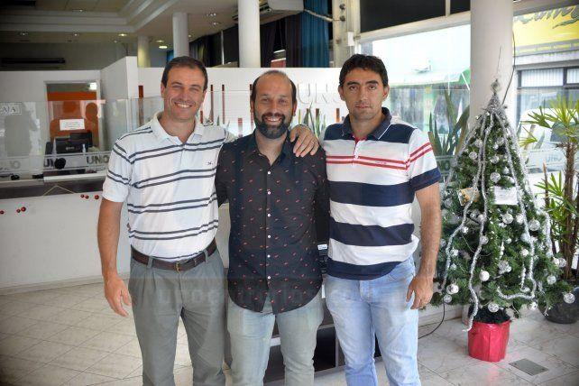 Homenaje: Sportivo Don Tito recordó a Rodolfo Ulrich en el Inter