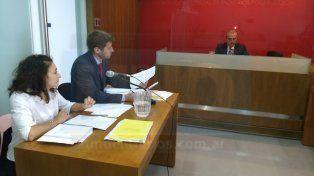 Robustecido. El fiscal pudo reclamar la prisión preventiva por la acumulación de pruebas. Foto: Javier Aragón