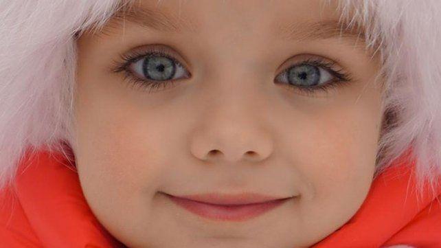 Anastasia Knyazeva, la nueva niña más linda del mundo