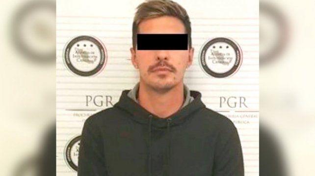 PGR captura a Jonathan Fabbro en Cholula
