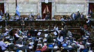 Diputados sesiona para debatir el Presupuesto 2018 y el paquete fiscal