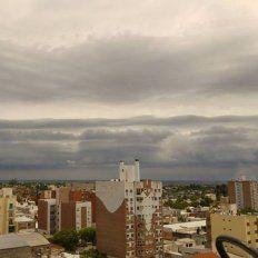 Hay alerta por tormentas en Entre Ríos