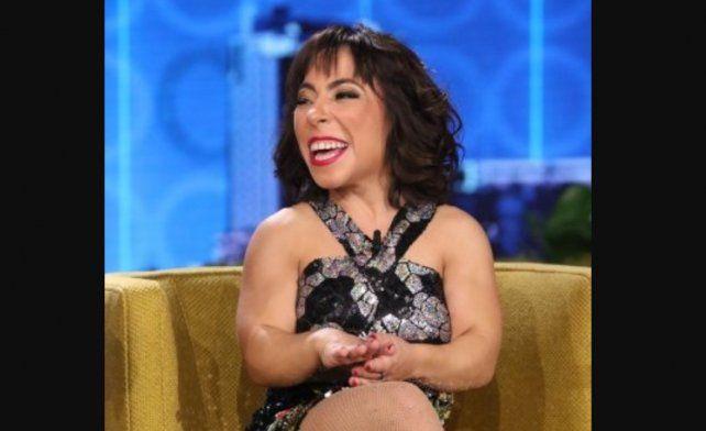 Noelia Pompa arremetió contra Showmatch y Marcelo Tinelli en la televisión de Estados Unidos