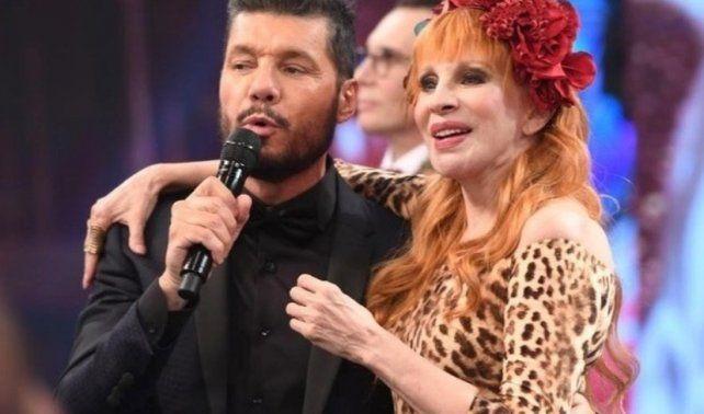 Las excentricidades de Nacha Guevara para el Bailando 2018