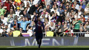El regalo de Lionel: Barcelona aplastó al Real Madrid con un Messi gigante