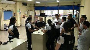 Detuvieron a ocho funcionarios de aduana en Paso de los Libres por lavado de activos
