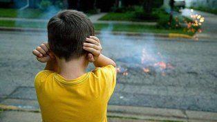 La pirotecnia: un sufrimiento para las personas con autismo