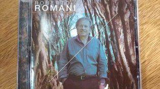 Cantautor. Romani reúne a músicos y cantantes en su disco.