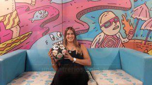 Florencia Mutio: Es un sueño volver a jugar otro Mundial