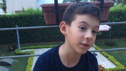 El conmovedor mensaje de un nene que explica qué es tener Asperger
