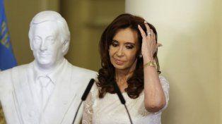 Cristina invitó a firmar una petición contra de la proscripción judicial