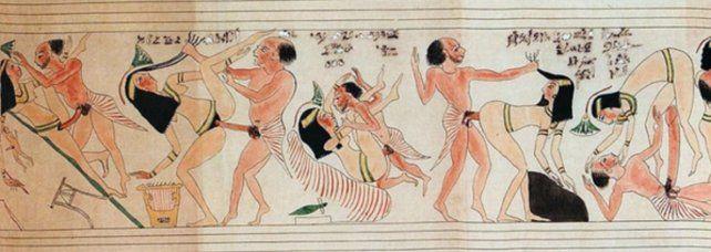 Las extrañas costumbres sexuales del Antiguo Egipto que hoy consideramos aberrantes