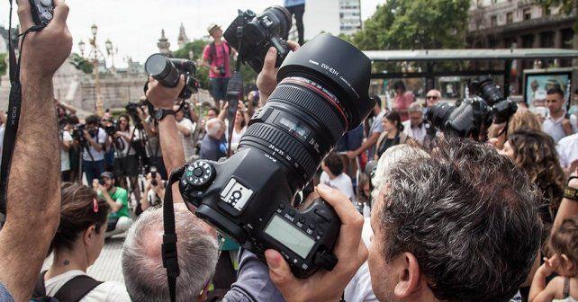Camarazo en el Congreso: Reporteros gráficos pidieron no disparar contra la prensa