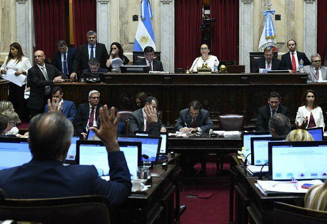 EN VIVO | Debaten en el Senado la reforma tributaria y el Presupuesto 2018