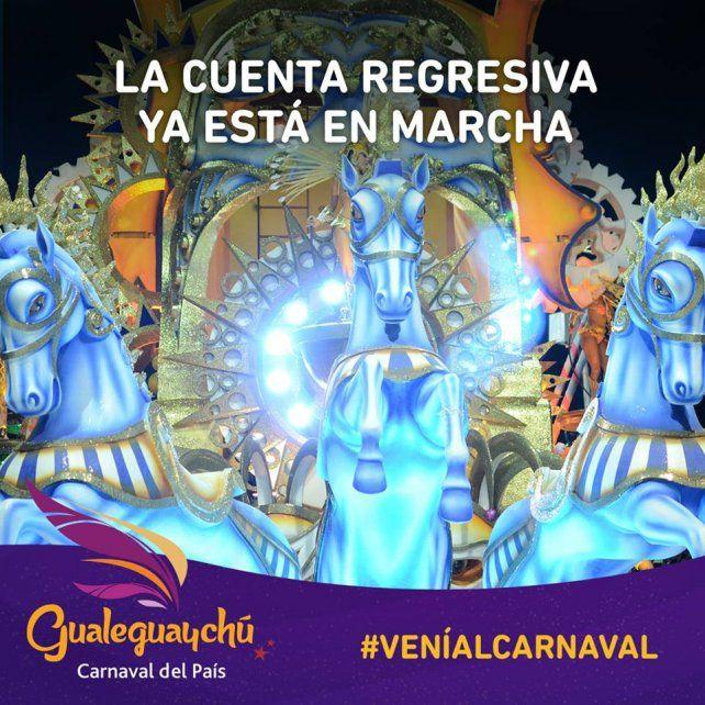 El Carnaval del País llega con los Reyes y promete mucho brillo