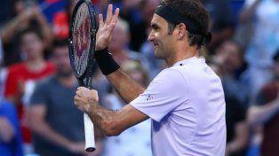 Federer ganó en el arranque de la temporada 2018